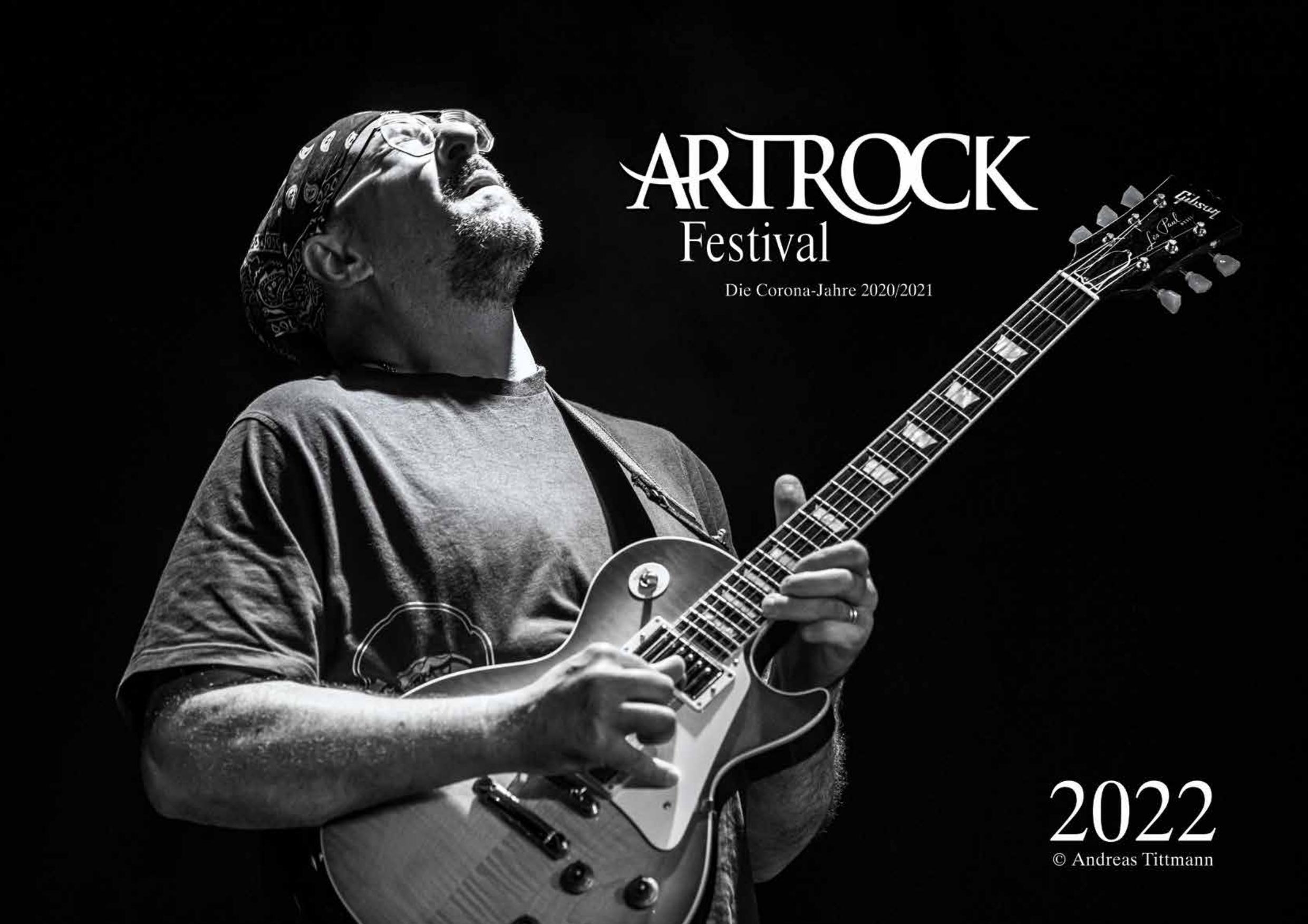 Artrock Kalender 2022