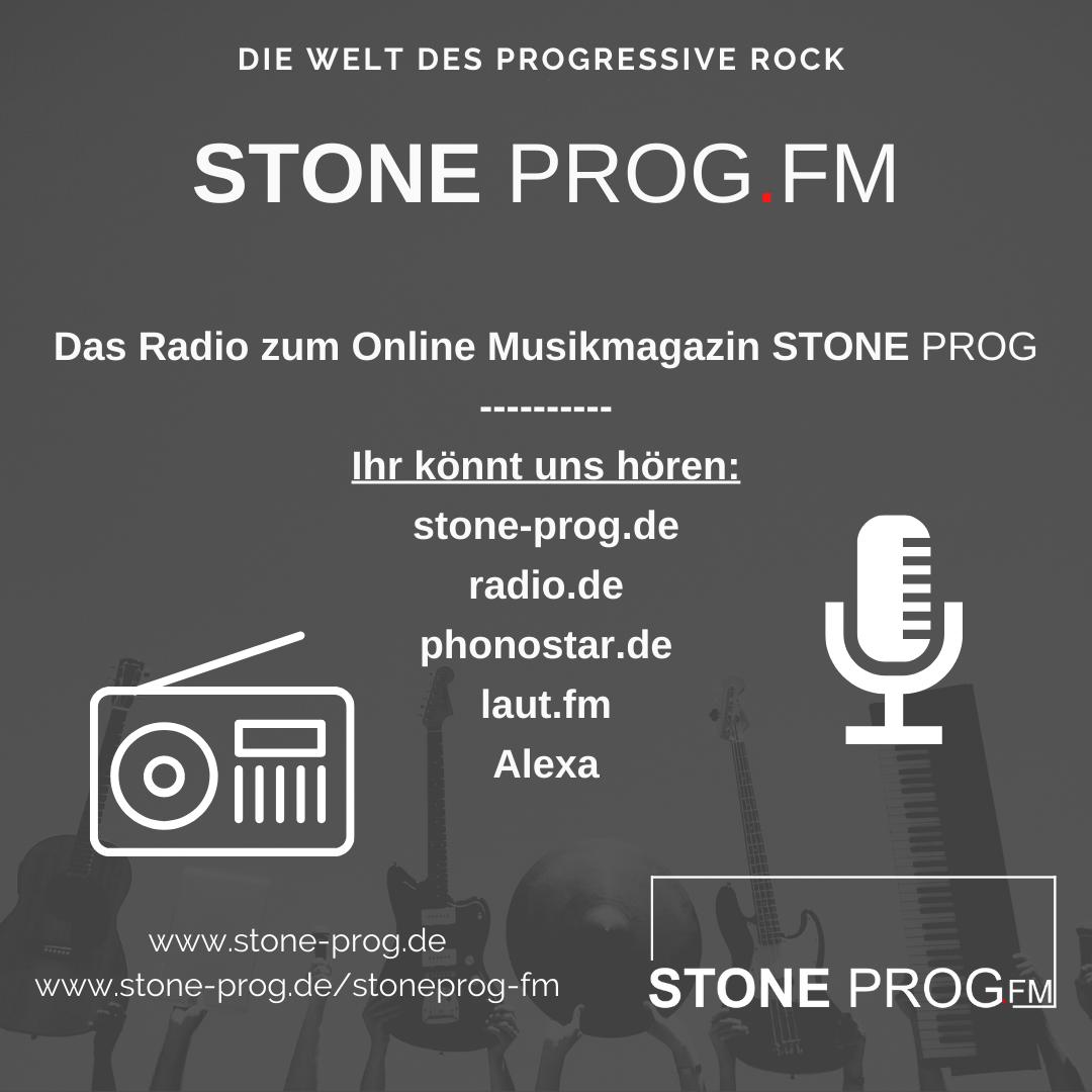 STONE PROG FM - Das progressive Rockradio
